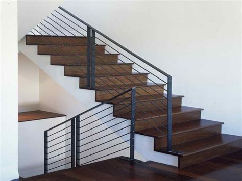 Handrails For Staircases Stairs Metal Handrails For Modern Stairs Outdoor Stair
