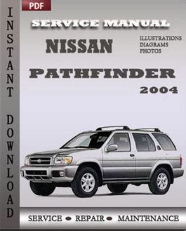service manual pdf 2004 nissan pathfinder electrical troubleshooting manual repair guides nissan pathfinder 2004 service manual download servicerepairmanualdownload com