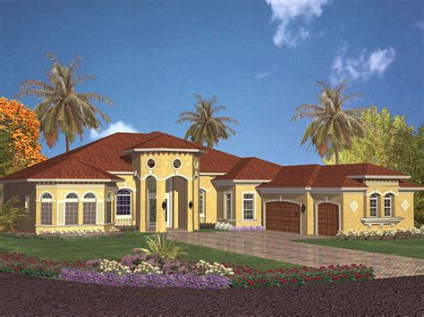 floridian house plans sarasota pass floridian home plan 106s 0007 house plans