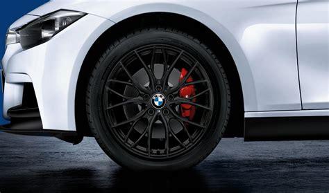 bmw f30 m performance felgen bmw komplettr 228 der m performance doppelspeiche 405 schwarz