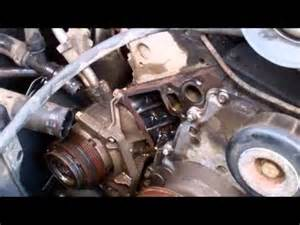 water replacement 2003 z71 chevy tahoe