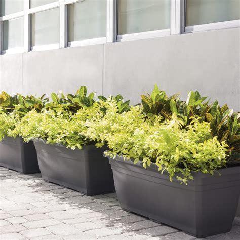 Planters Product Inc by Rectangular Planters Equip Your Space