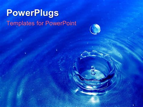ppt themes free download water powerpoint backgrounds moving water background ideas