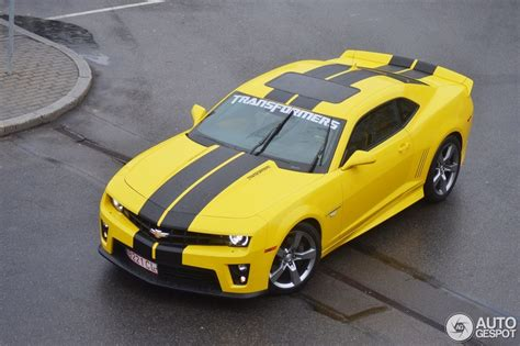 camaro transformers edition for sale chevrolet camaro ss transformers edition 19 april 2016