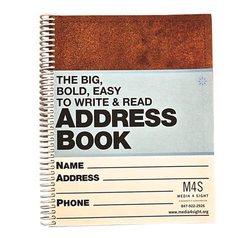 address book large print address book 8 5 x 11 size alphabetical with 300 spaces for names phone numbers addresses emails birthdays and more books pal 21 large print address book 5 5x8 5 inches book covers