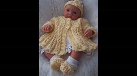 Crochet 2017 Para Bebes | ropa para bebes tejidas a crochet 2016 2017 youtube