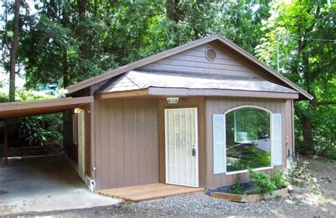 Small Homes For Sale Wa 711 Sq Ft Small Home For Sale On 27 Acres In Olympia Wa