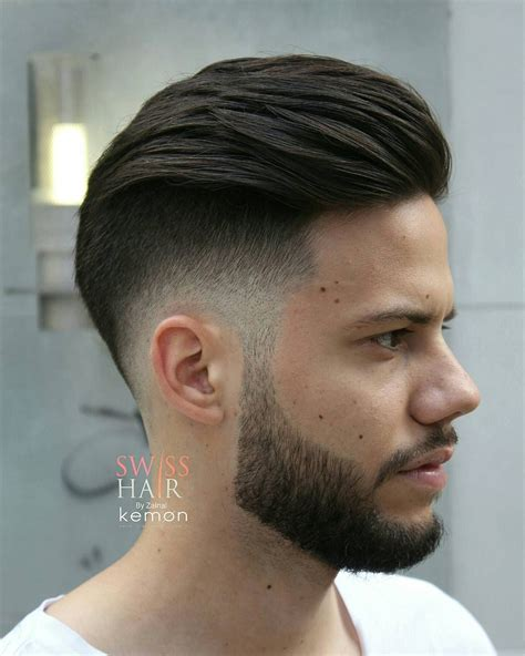 mens hairstyles on instagram barber and hairstylist zainal swisshairbyzainal