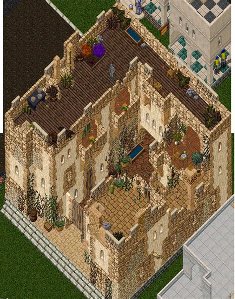 uo house designs ultima online house design house design