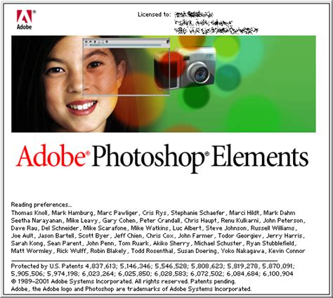 tutorial adobe photoshop elements 4 0 guidebook gt splashes gt photoshop elements