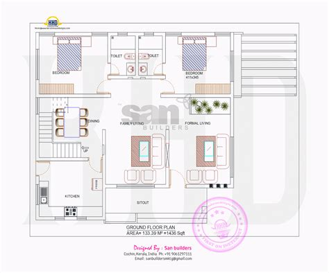 Kerala Home Plans Feb 4 Wonderful Contemporary Inspired Kerala Home Design Plans