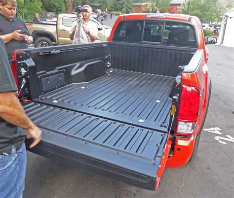 Toyota Tacoma Bed by 2016 Toyota Tacoma Sr5 Cab V6 4 215 4 Test Drive