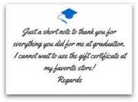 graduation thank you quotes for parents www pixshark