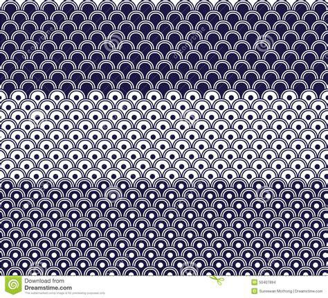 japanese pattern vector illustration japanese wave pattern stock illustration image 50407894