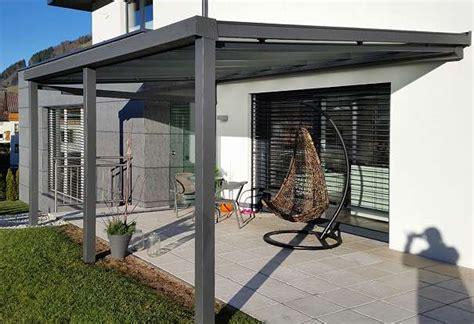 Terrassenüberdachung Carport by Aluminium Terrassenuberdachung Bausatz Die Neueste