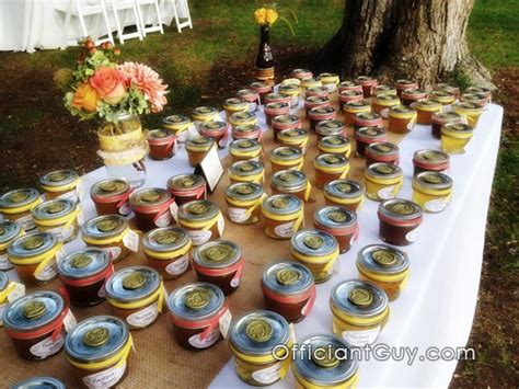 Wedding Favors Los Angeles ideas for wedding favors by this los angeles wedding officiant