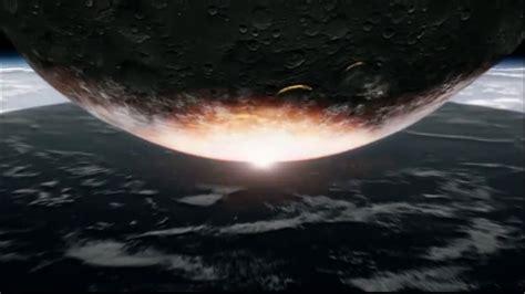 planetary devastation large asteroid impact simulation