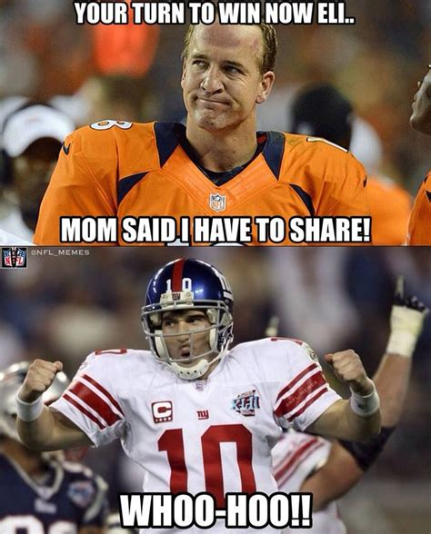 Peyton Manning Face Meme - the 25 best ideas about eli manning meme on pinterest