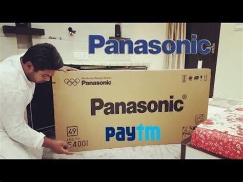 Tv Panasonic Th 32e305g vote no on th led
