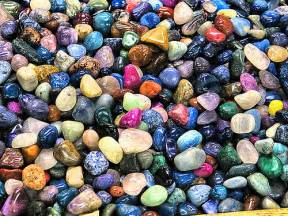 colorful rocks colored rocks flickr photo