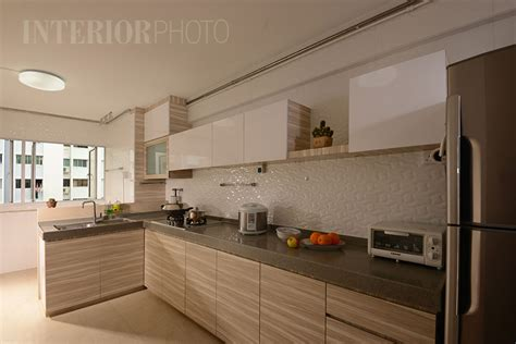 Kitchen Decorating Ideas For Flats Bedok 3 Room Flat Interiorphoto Professional