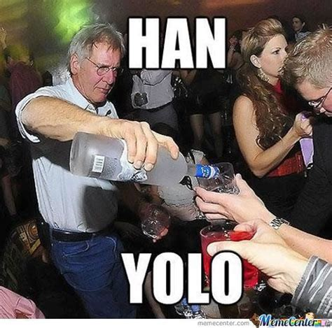 Party Hard Meme - han solo party hard by erad5 meme center