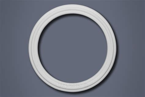 uk plaster small center ring ceiling cp237