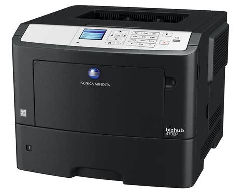Printer Konica Minolta konica minolta bizhub 4000p laser printer copyfaxes