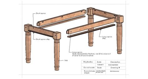 how to build a table how to build a table base