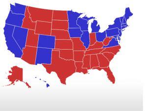realclearpolitics 2012 election maps race changes