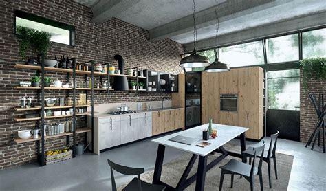 cucine stile industriale cucina aran stile industriale arredamenti improta