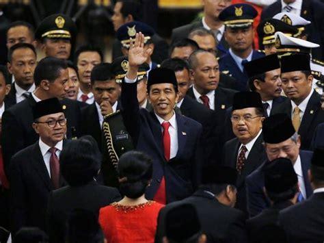 biodata presiden jokowi dan jusuf kalla joko widodo jadi presiden republik indonesia yang ke 7
