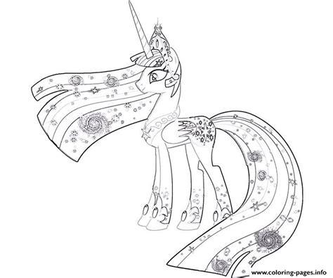 coloring pages princess celestia my little pony princess celestia coloring pages printable
