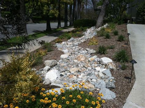 River Bed Landscape by Riverbed Landscape Photos River Bed Landscaping