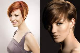 Short layered haircuts for women as simple hairstyles more