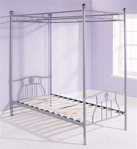 Four Poster Single Bed Frame Images Single Four Poster Bed Frame