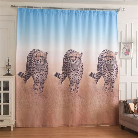 animal print window curtains popular animal print curtains buy cheap animal print