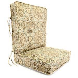 Deep Patio Chair Cushions by Shop Mineral Deep Seat Patio Chair Cushion At Lowes Com