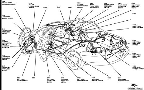 ford body parts diagram ford free engine image for user manual download