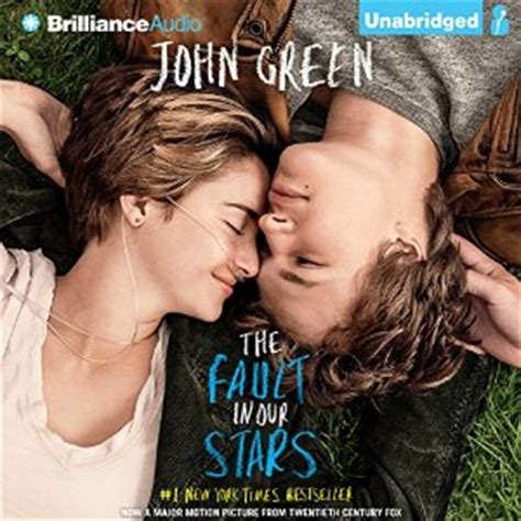 the fault in our stars free audiobook the fault in our stars by john green audiobook review