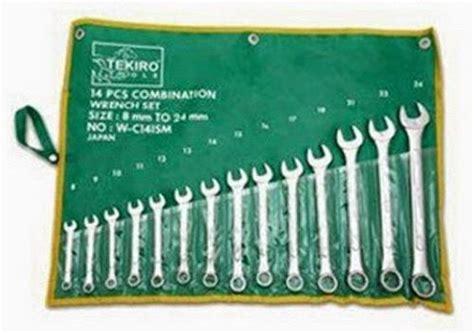 Kunci Ring Merek Tekiro jual kunci ring pas set harga murah surakarta oleh cv raswo international