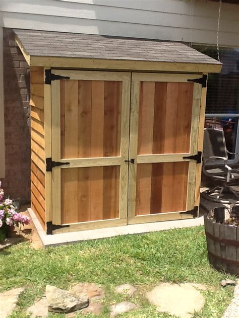 small shed ideas ana white small cedar shed diy projects