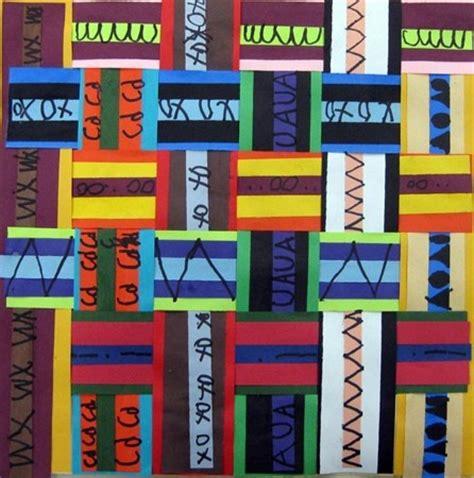 pattern art ideas ks1 kente cloth african art for ks1 and ks2 pinterest