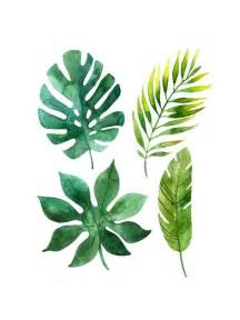 Palm Tree Wall Sticker 25 best ideas about tropical leaves on pinterest