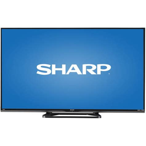Tv Sharp Led 43 sharp lc 43le653u 43 inch 1080p 60hz led smart tv vip outlet