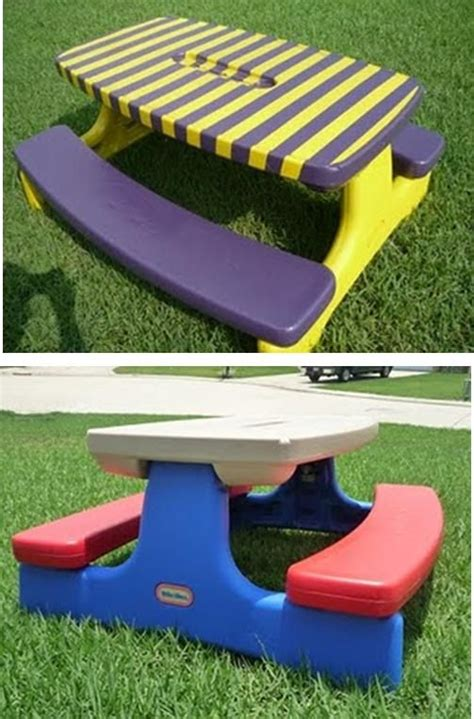 little tikes bench table best 25 little tikes picnic table ideas on pinterest