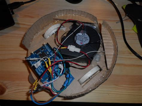 Floor Cleaning Robot Project by Floor Vacuum Cleaner Robot Controlled By Arduino With
