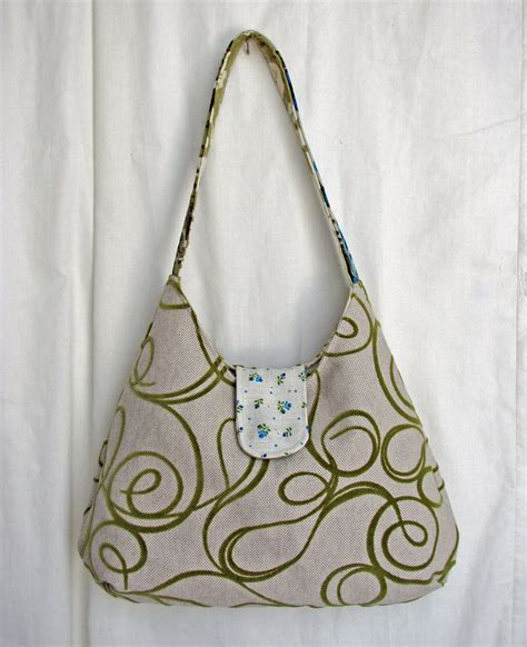 Handmade Tote Bags Patterns - image handmade bags and purses patterns