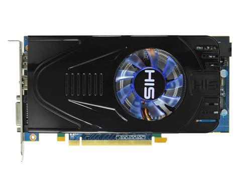 Vga Card Radeon Hd 5770 his ati radeon hd 5770 1gb gddr5 pcie directx 11 hdmi dvi vga graphics card ebay