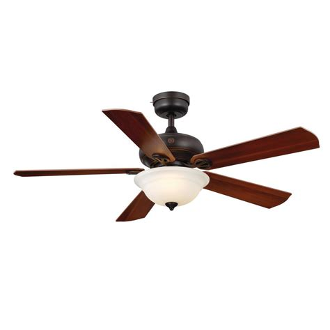 bronze ceiling fan crown 52 in indoor regal bronze ceiling fan